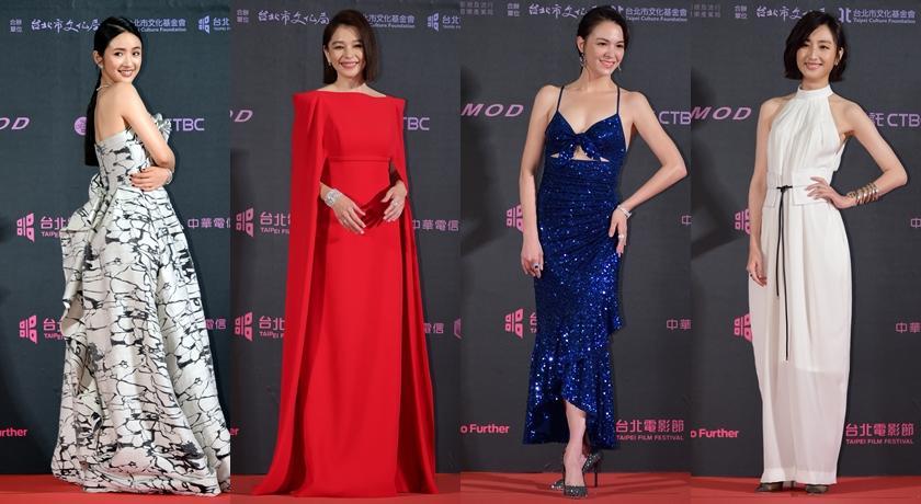 2019 台北電影節比辣!林依晨美背放送、張榕容深 V 性感爆棚