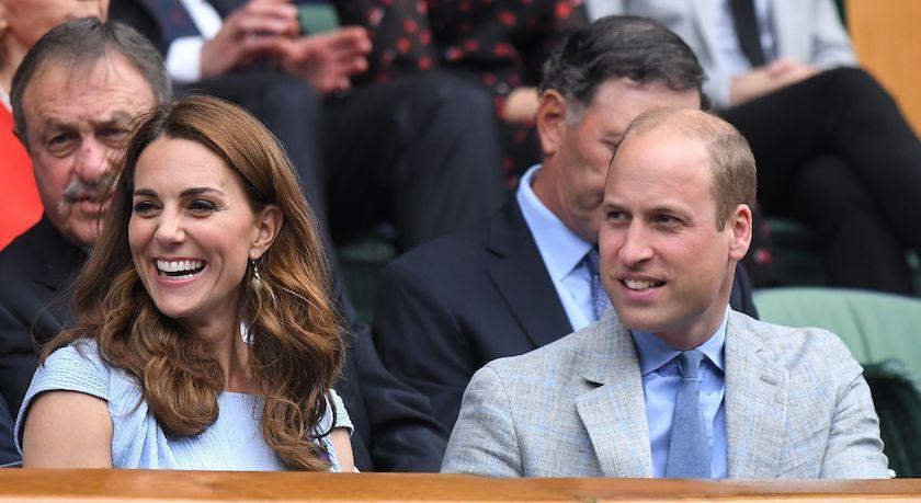 要人怎麼專心看球?溫網決賽不只凱特威廉、還有《復仇者》兩男神排排坐!