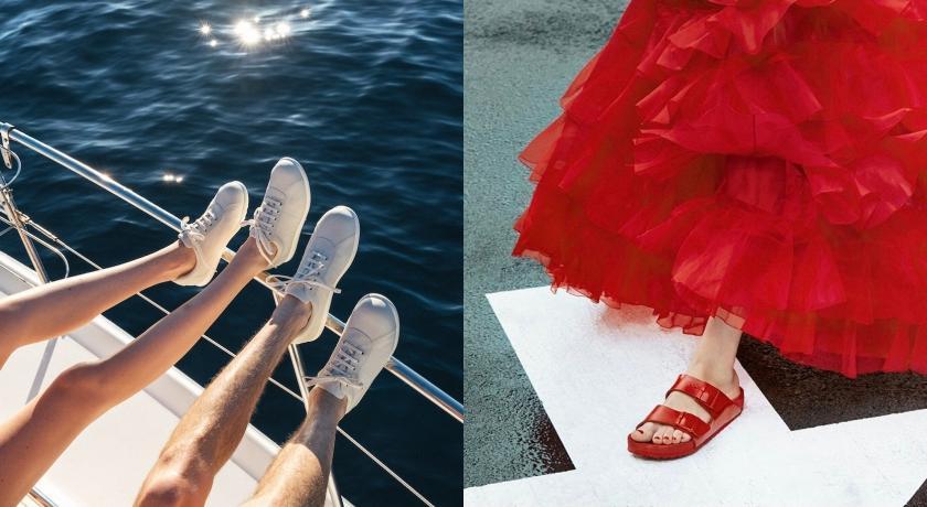 老爹鞋又重又佔位置?試試這幾雙輕量休閒鞋清爽過夏日