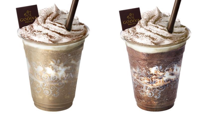 加入錫蘭茶、焙茶超消暑!Godiva推出兩款全新巧克力凍飲