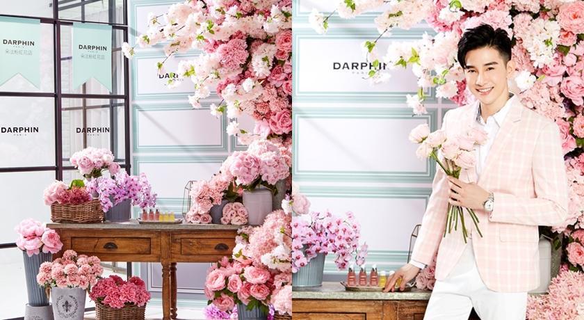 (有片)網紅不會錯過的新打卡點!浪漫「粉紅花屋」拍出超夢幻絕色美照