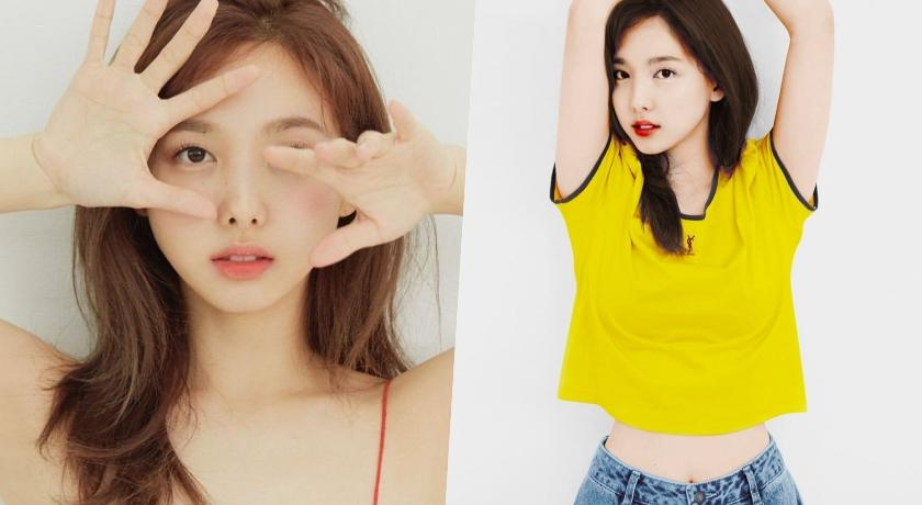 Twice娜璉緊身衣「下身失蹤」 粉絲驚覺:這腿比子瑜更美!