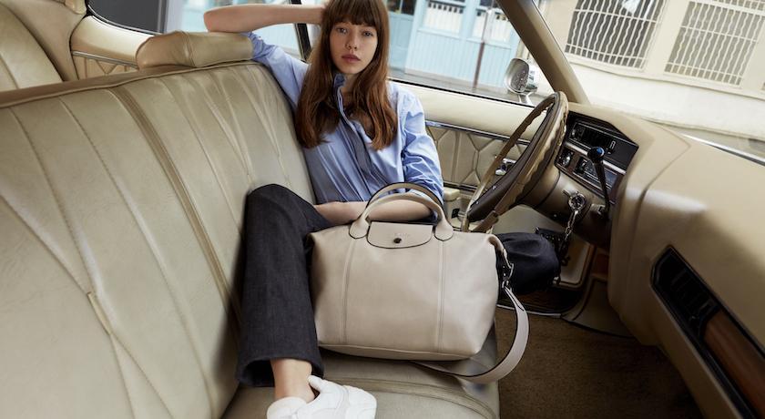 法國國民包變「潮」了!新款Longchamp經典摺疊包顏值實力都升級