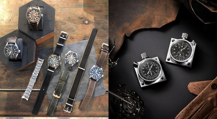 女子錶》女生也可以的大錶!泰格豪雅 Autavia 換錶帶只要五秒