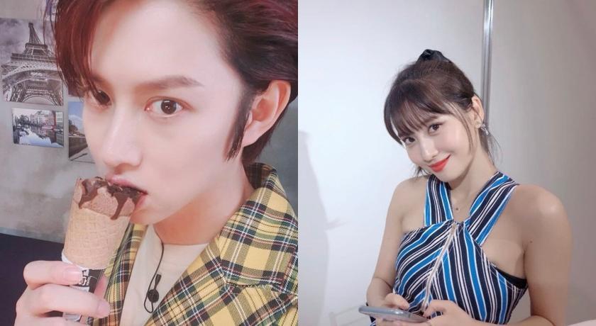 TWICE又一成員戀愛中?Momo與SJ希澈被爆交往兩年,JYP火速回應了!