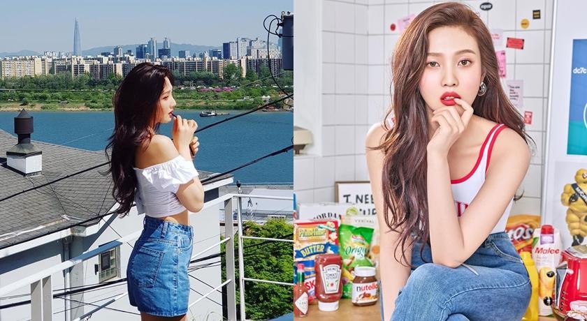 Red Velvet Joy 被批沒資格進女團?狠甩肉感進階「性感擔當」!