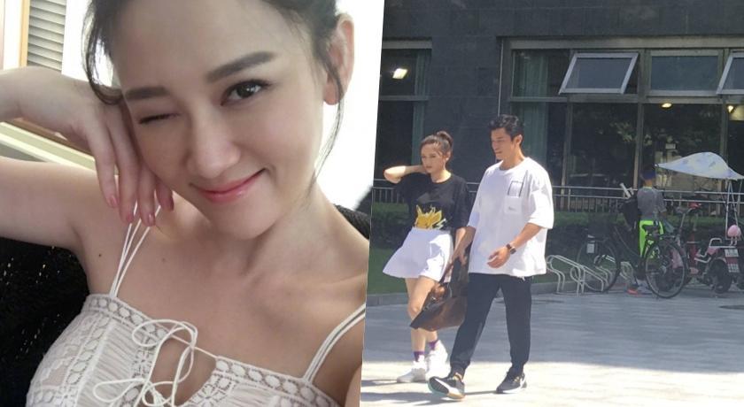 陳喬恩被偷拍穿短裙「甜蜜約會照」!罕見洩心聲:不介意多一個人