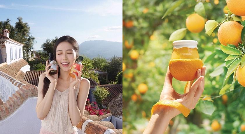 檸檬、櫻桃、酪梨都變成保養品!炎夏就靠鮮榨養出「果汁肌」