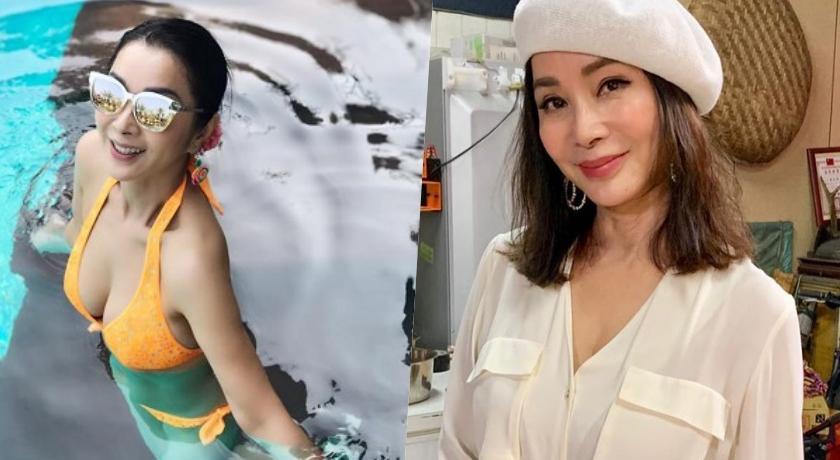 台灣最美歐巴桑太誇張!63歲陳美鳳素顏照瘋傳網驚:完勝嫩妹