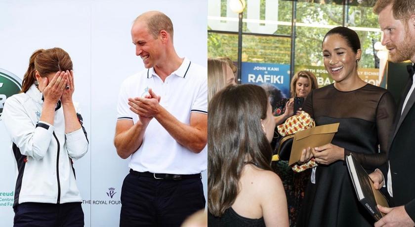 妯娌間互看不順眼?凱特王妃被爆超嫉妒梅根「這一點」!