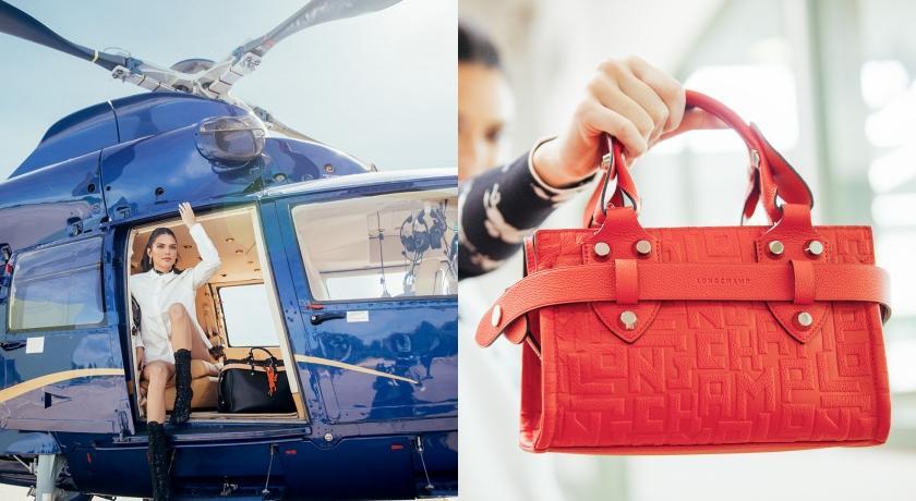 旅行「神隊友」再+1!Longchamp全新旅人系列包款搶先看