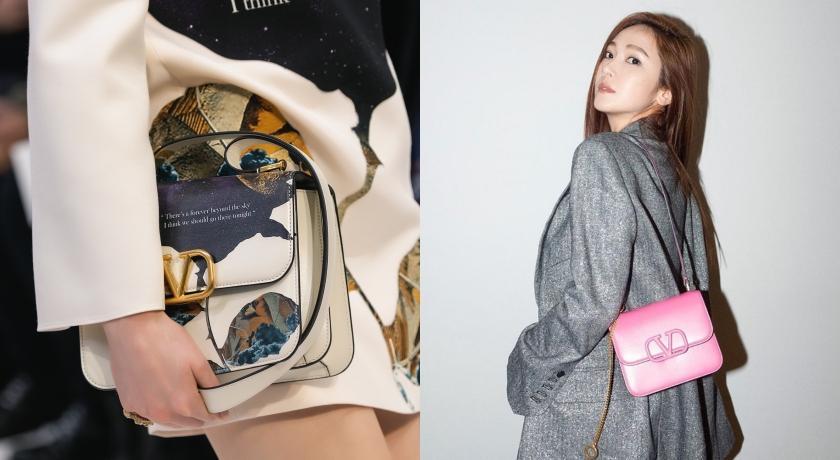 小S、林心如、Jessica就算撞包也不放手!Valentino新包「VSLNG」這一點超迷人!
