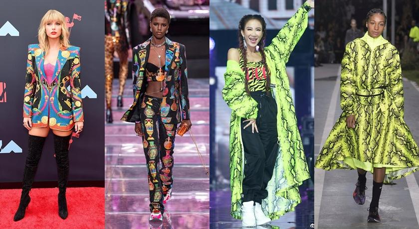 【時尚前後台Top 5】蔡依林「肉胎衣」曲線全露!中國女星禮服遭嫌無聊?