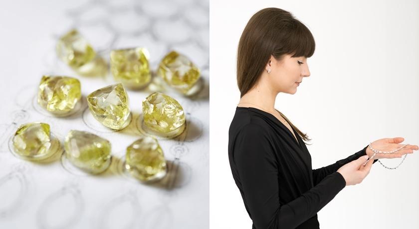 幾歲該擁有自己的鑽石?珠寶設計師「女人與鑽石」美學大公開