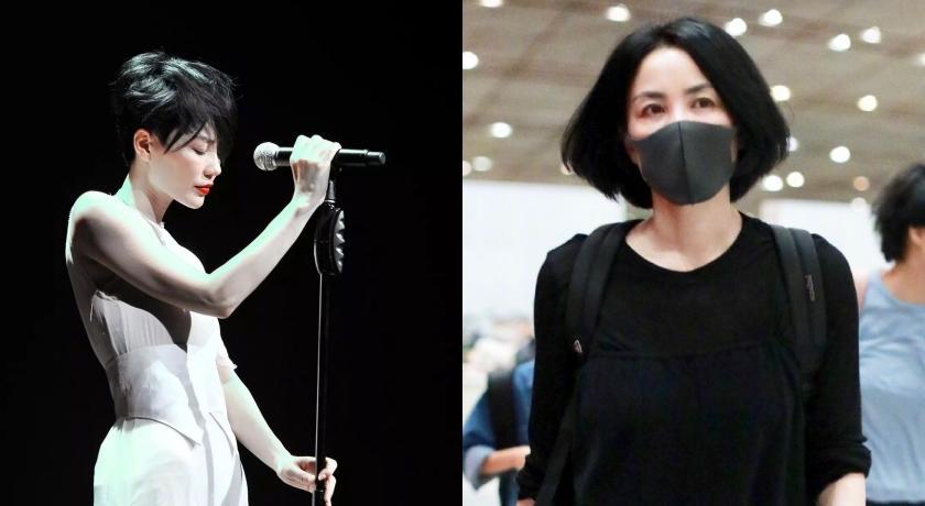 王菲機場時尚超極簡!手上「這個細節」讓網友敲碗謝霆鋒:踹共