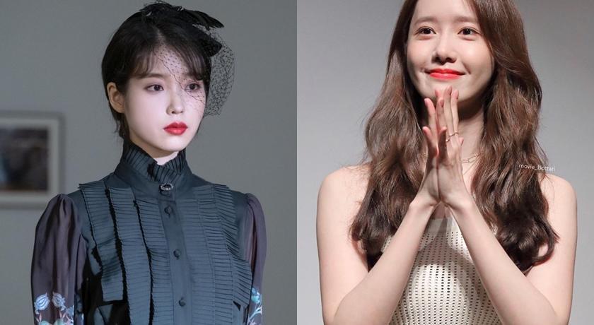 全韓國都在戴神秘「黑紗帽」!《德魯納》IU、潤娥靠它氣場爆棚