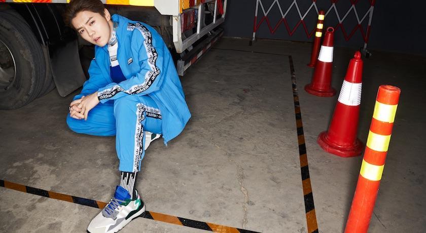 adidas Originals新鞋款聯名找上「它」!暗夜裡也能超級放閃