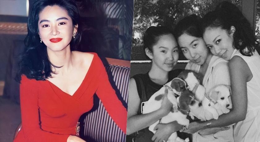林青霞23歲女兒「新身份」曝光!身價破億被狂讚:比媽媽更厲害