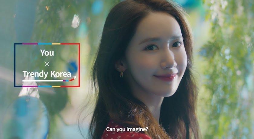 少時潤娥全新廣告曝光!粉絲比對9年前舊照一驚:像過了9小時
