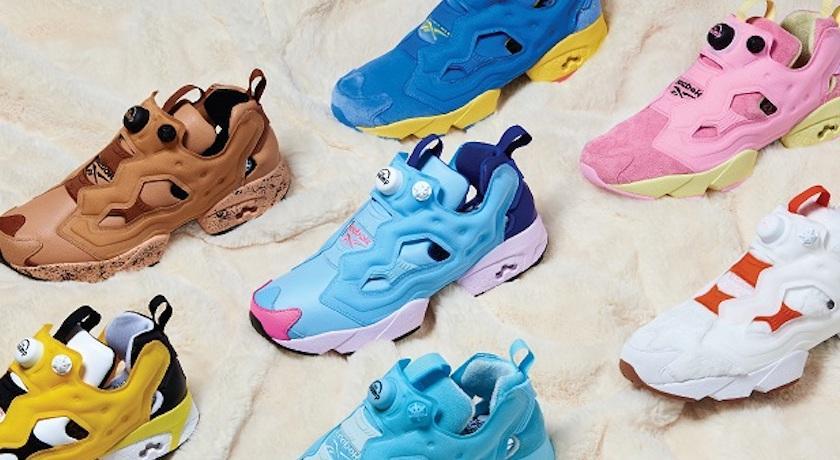 與宇宙巨星同行!BT21限量鞋款系列Reebok敦南概念店限量首賣