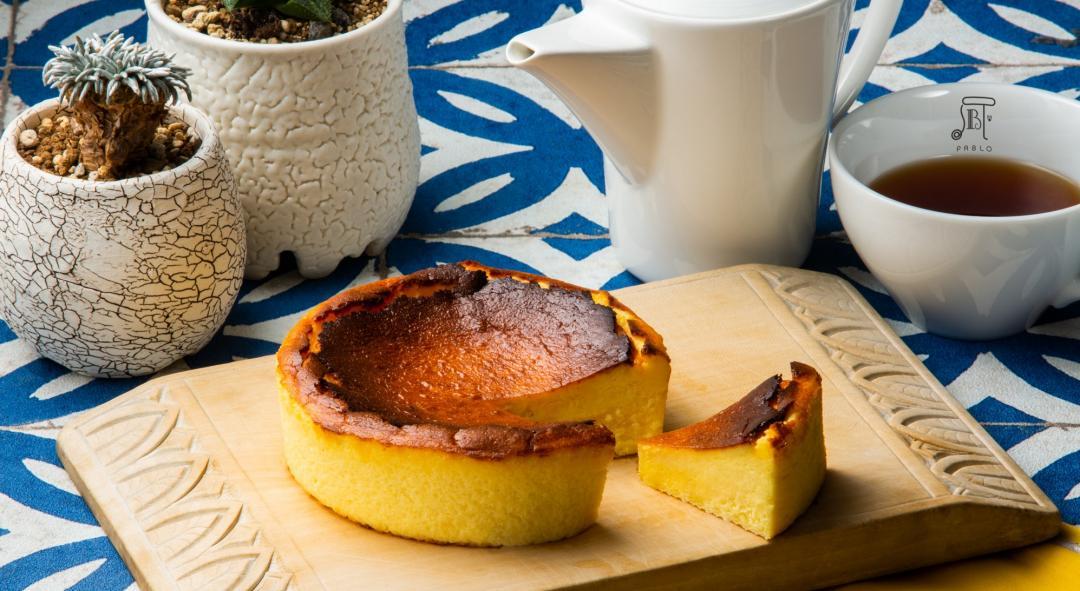 紐約時報大讚的2019年度甜點!「巴斯克起司蛋糕」濃郁濕潤口感超夢幻