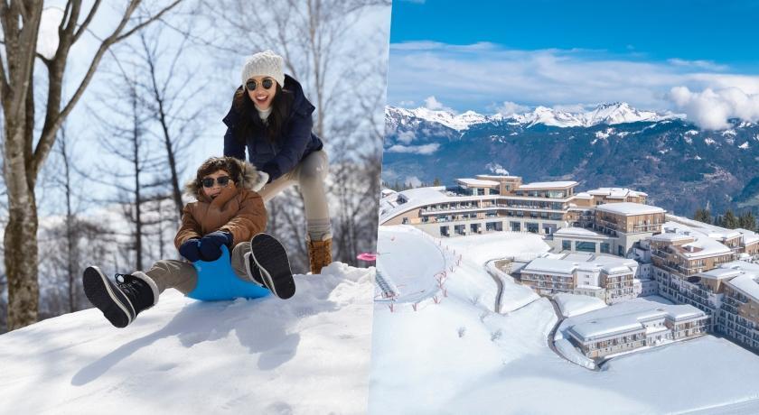 不用動腦輕鬆出國玩!ClubMed提供「全包式假期」還讓你在台北就能滑雪