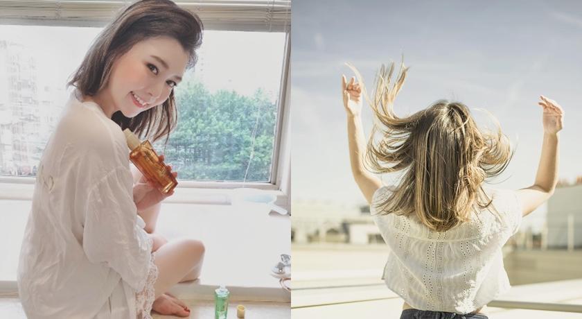 護髮油「混」得好!髮型師公開隱藏3用法養成天使光圈