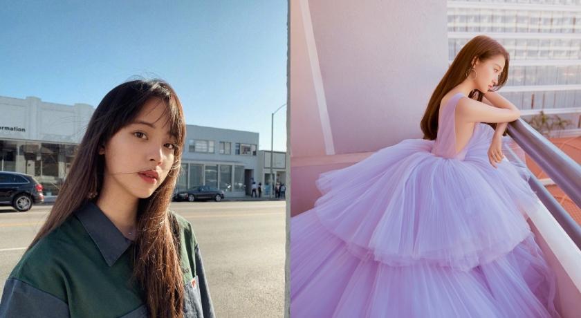 被中國女星穿台灣品牌狠踩!歐陽娜娜選錯禮服,網友:好顯老⋯