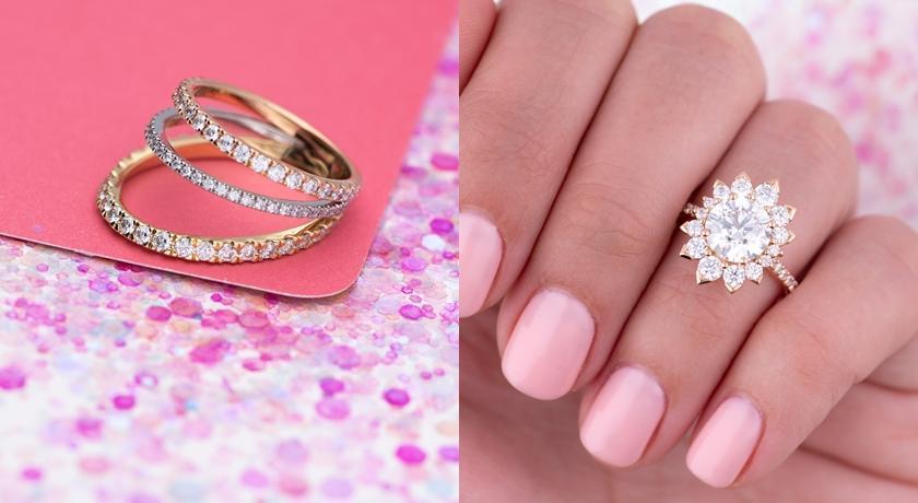 想把十根手指戴滿滿!婚紗設計師跨界打造「戒環」全部都想要