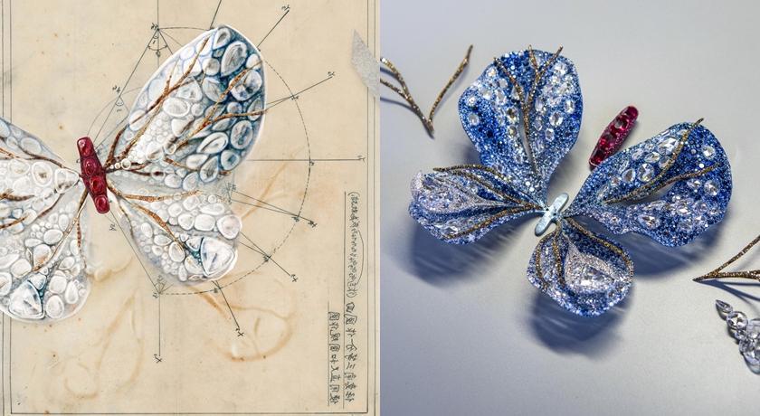 台灣珠寶設計師逼瘋法國工匠!Cindy Chao 家傳美學驚豔歐洲