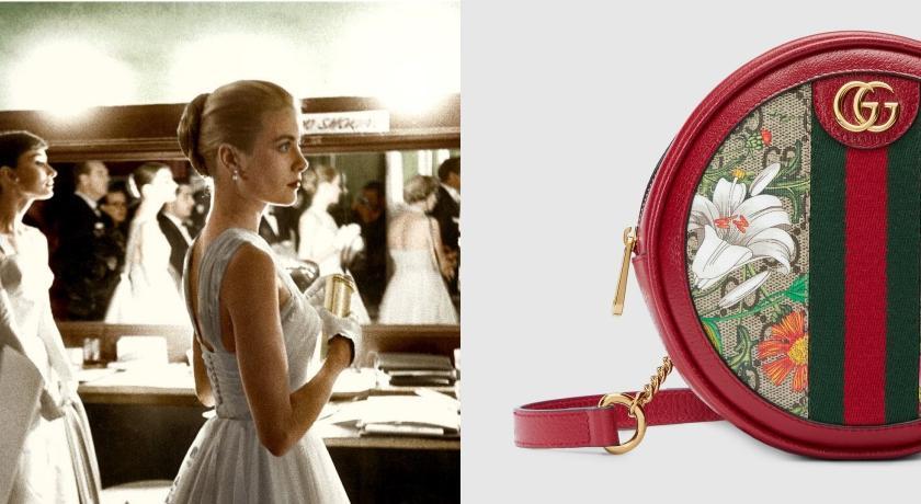 Gucci經典熱賣又推新款!絕美印花靈感竟是來自這位「傳奇王妃」