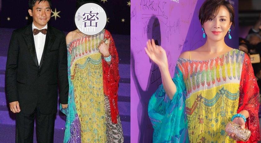 劉嘉玲穿13年前舊衣網看傻...大讚:光這個「配件」就贏了啊!