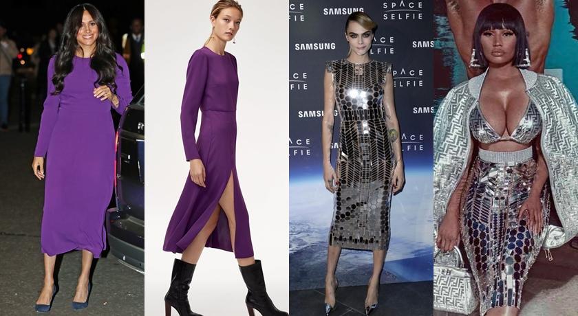 【時尚前後台Top 5】賈靜雯「穿搭失誤」挨轟、小S裙子改到腿根超辣