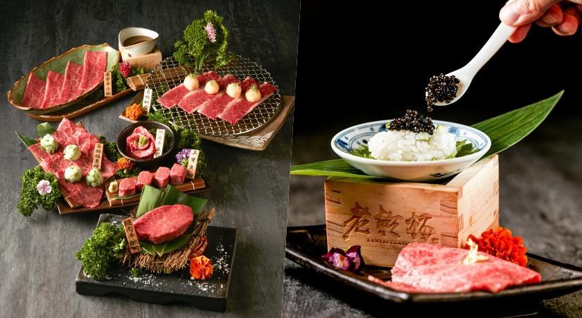 人氣必點變成划算拼盤!頂級燒肉祭出熟客優惠,還推超奢華魚子醬和牛壽司