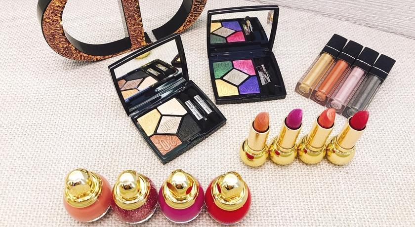 2019耶誕》一不小心就燦爛綻放!Dior「HAPPY2020」花火限量超耀眼
