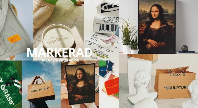 發票地毯太幽默了!IKEAX Off-White再度挑戰史上最時髦家居用品
