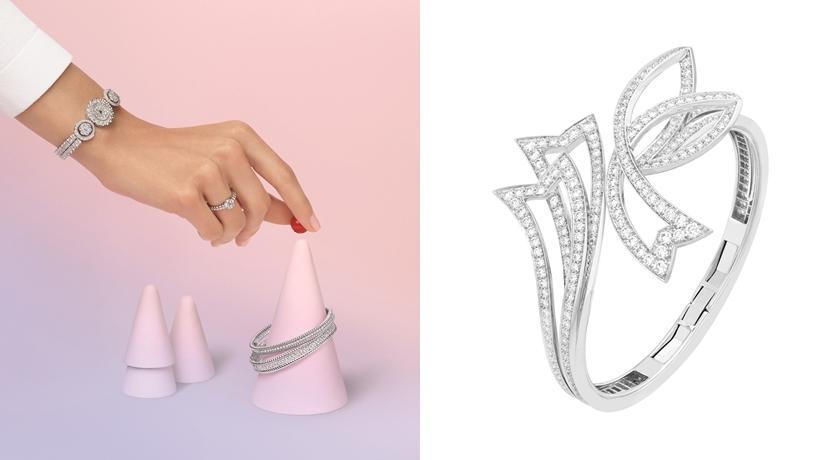 珠寶盒》好像緞帶的鑽石項鍊!繫在頸間讓人心跳不小心漏一拍