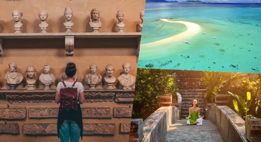 光棍節單身又怎樣?網推「這五大景點」一個人旅行更好玩