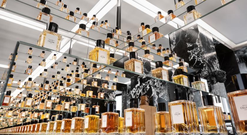 巴黎絕美打卡地標再+1!CELINE首間訂製香水專賣店開幕