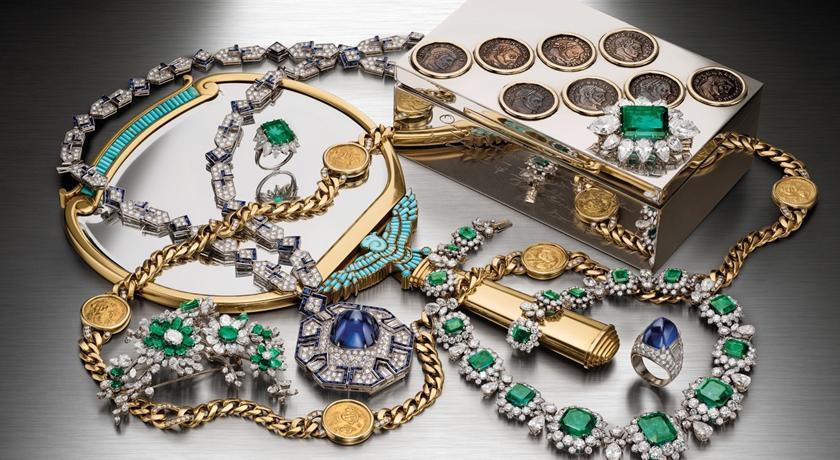 沒想到能親睹瑪麗蓮夢露的電影獎牌!超驚豔骨董珠寶展 5 看點