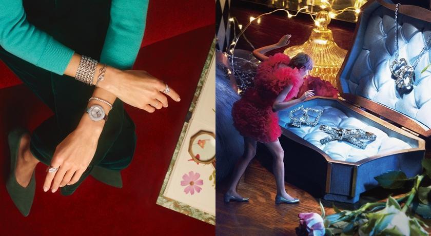 珠寶盒》把雪寶跟安娜戴在手上!冬日限定「輕首飾」女孩全尖叫