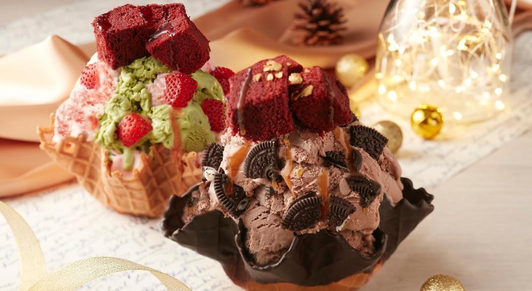 冬天還是要照吃冰淇淋!COLD STONE推出「超濃郁巧克力」口味奢華破表