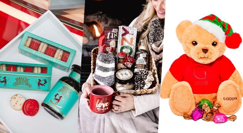 耶誕送禮超有面子!「巧克力倒數月曆、茶香馬卡龍」可愛有創意收到超開心
