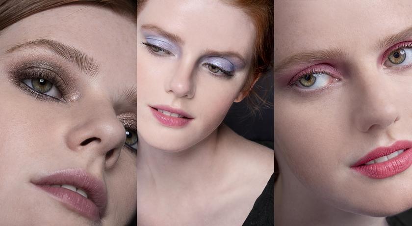 秋冬眼妝就是要「光感」!彩妝師手把手示範女神款、精靈系4款妝容