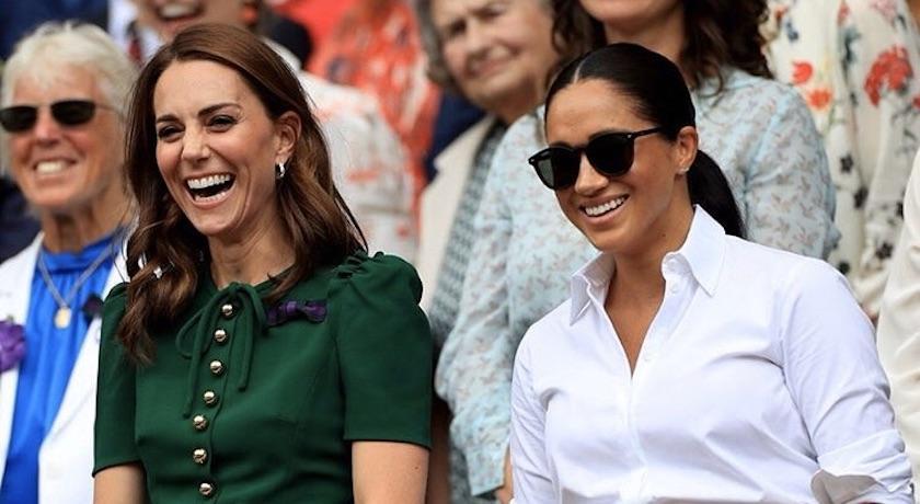 凱特、梅根王妃真心「不想有關聯」?美媒爆:妯娌關係瀕臨崩潰