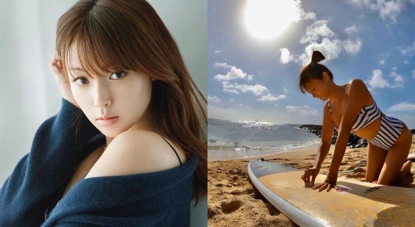 2019代表日本的就是這張臉!深田恭子一招甩「肥恭」臭名、火辣身材男女通殺