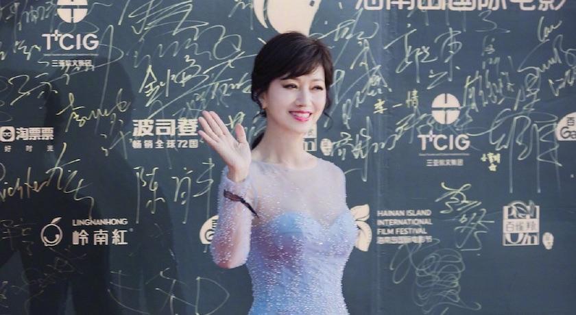 小30歲女星同框65歲趙雅芝!網驚呼:完全被輾壓