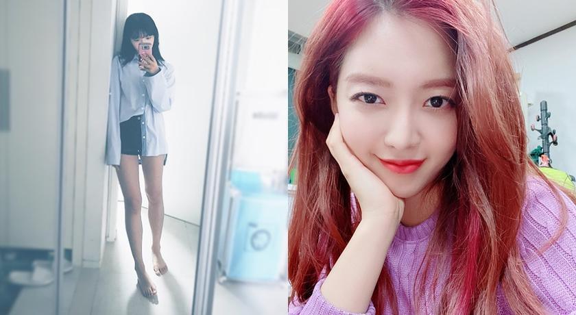 韓女團甩肉大變身!「蜜大腿、小蠻腰」造型宣告性感回歸