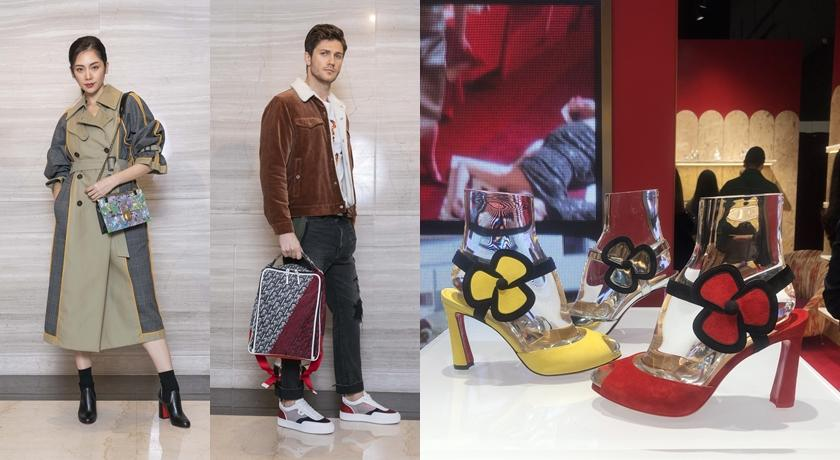 原來「紅底鞋」跟你想的不一樣!全新螢光設計晚上還會發光