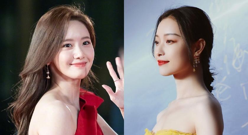 潤娥與中國女星同登熱搜!網友問「到底誰比較白」引戰吵翻天